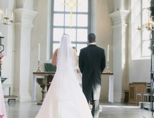 Äktenskapet – Ett skyddsnät